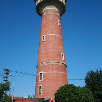 Wasserturm Wallstadt in der Römerstraße 74