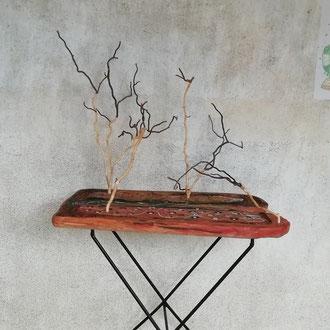 "ALAIN MILA ""jardin posé"""