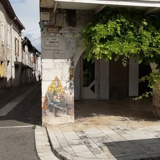 ARCADES OUEST - Bernard Perrone