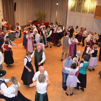 20 Jahre Kathreintanz München in St.Benno