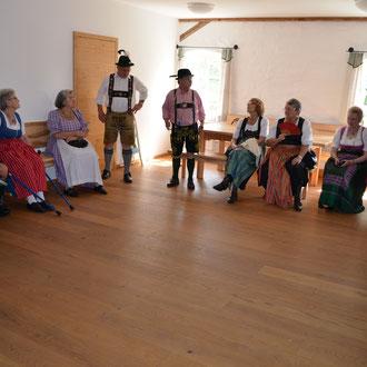 Trachtenkulturzentrum Holzhausen