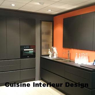 cuisine intérieur design création toulouse moderne cuisine design en fenix nouvelle matière sans poignée