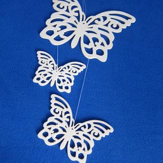 Schmetterlinge / kreativ-fraesen