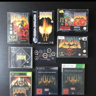 In Folge #67-S des Männerquatsch Podcast sprechen wir über Doom 1, Doom 2, Doom 3, Doom 64 und die Sigil Doom Mod von John Romero.