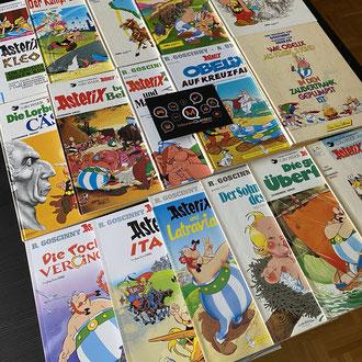 In Folge #68 des Männerquatsch Podcast sprechen wir über Asterix Comics.