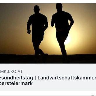 """Einladung Gesundheitstag """"ATEM"""", obersteierische Bäuerinnen & Bauern, Vortrag """"Atem & Achtsamkeit"""""""