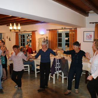 Atelier d'initiation aux danses traditionnelles grecques