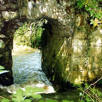 L'arche du vieux moulin