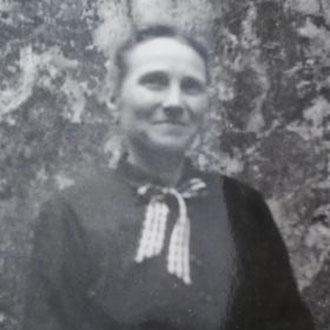 Marie Marguerite Malet à 50 ans (Mère de Maurice)