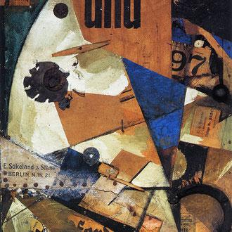 Das Undbild, Kurt Schwitters, 1919.