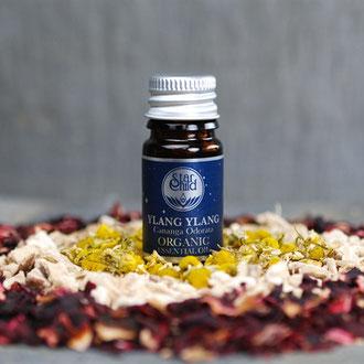 Ylang Ylang organic (Cananga odorata) 5ml CHF 19.--