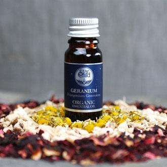Geranium organic (Pelargonium graveolens) 10ml CHF 23.--
