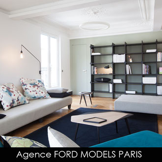 AGENCE FORD MODELS PARIS