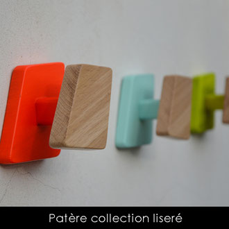 PATERE COLLECTION LISERE