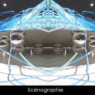 SCENOGRAPHIE PARIS