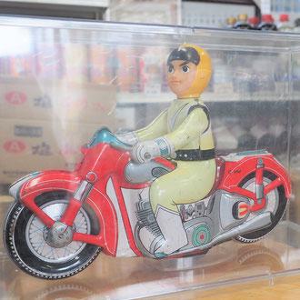 登米市登米町みやぎの明治村 ブリキのおもちゃ