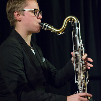 Maria Ackermann - Klarinette (Foto: Sylvia Pudel)