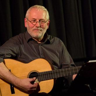 Thomas Riedel - Gitarre (Foto: Sylvia Pudel)