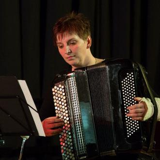 Kerstin Radke - Bajan (Foto: Sylvia Pudel)