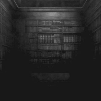 Wren Library, Cambridge/ 1996/ black color pencil on paper/ 765x570mm