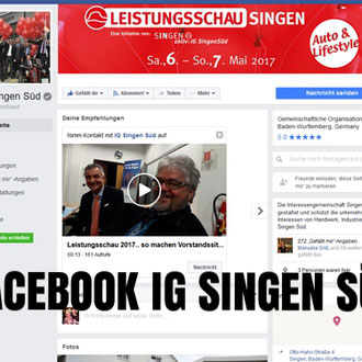facebook design ig singen süd