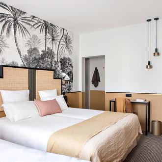 Hôtel Doisy Paris - Design BR design interieur - Crédit Photo Frenchyfancy