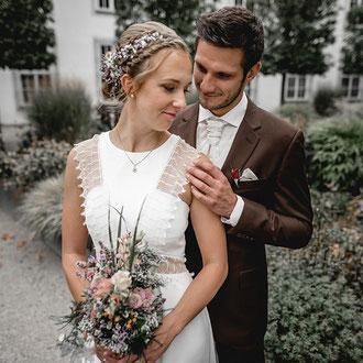 natürliche Hochzeitsbilder Koblenz