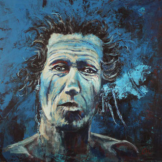 Keith Richards - 120 x 120