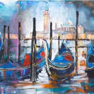 Venedig IV - 80 x 60
