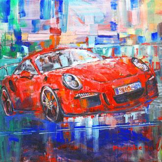 Porsche 911 GT3 RS - 120 x 105