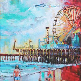 Santa Monica - 80 x 120