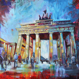 Berlin Brandenburger Tor - 185 x 145