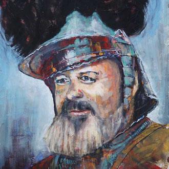 Georg von Frundsberg - 130 x 90