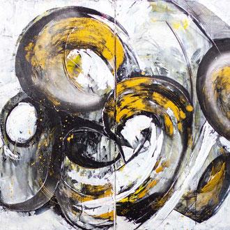 NY Abstrakt VII - 120x80