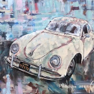 Porsche 356 A - 120 x 105