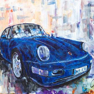 Porsche 964 WTL - 120 x 110