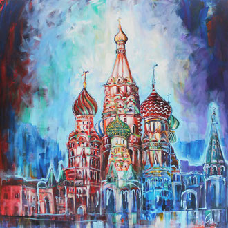 Moskau - 180 x 180