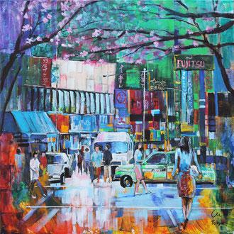 Tokio City - 100 x 100