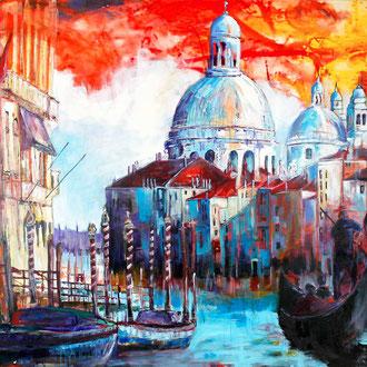 Venedig I - 185 x 145