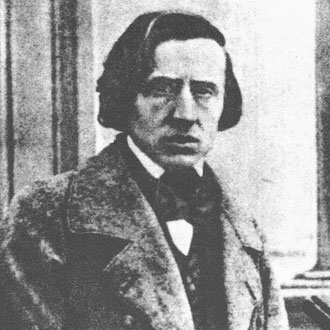 FREDERIC FRANÇOIS CHOPIN 1810-1849