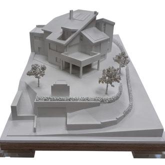 3D-Druck Hausmodell