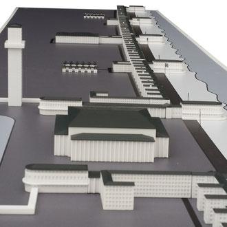 3D-Drock Modell Prora KDF