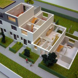 3D-Druck Modellhaus