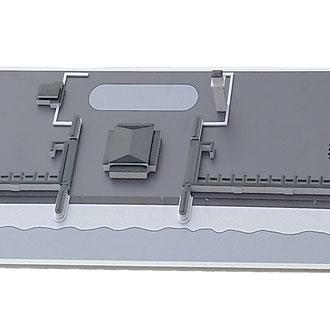 3D-Druck Historisches Modell KDF-Prora