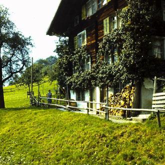 Haus Kistler, Obersool