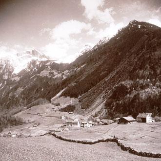 Loch von Trogsite, ca. 1930
