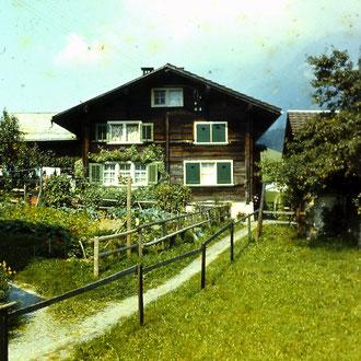 Haus Marti-Hefti im Loch
