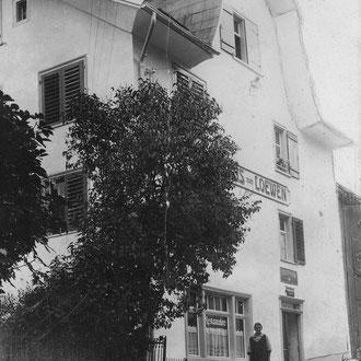 Löwen, ca. 1930