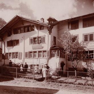 Gasthaus Adler, ca. 1930