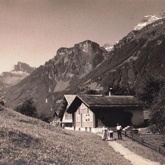 Trogsite, ca. 1930